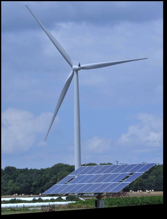Desempeño Energético en Sistemas Eléctricos